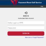 DeltaNet Forgot Password